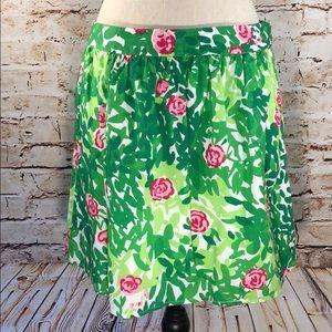 Lilly Pulitzer Whitley Skirt Multi Dashing